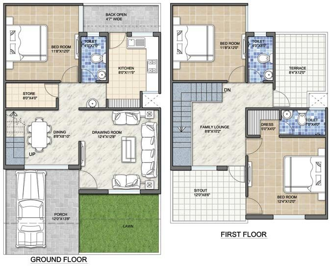 25+ Melhores Ideias De Plantas De Casas Duplex No