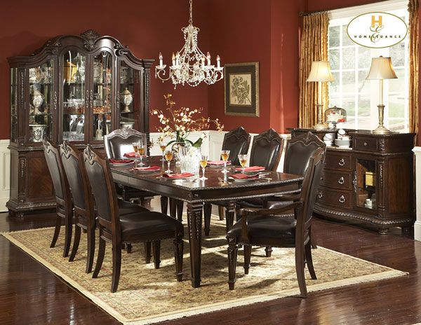 Homelegance 1394 Palace Dining Room Set   Homelegance Dining Room     Homelegance 1394 Palace Dining Room Set