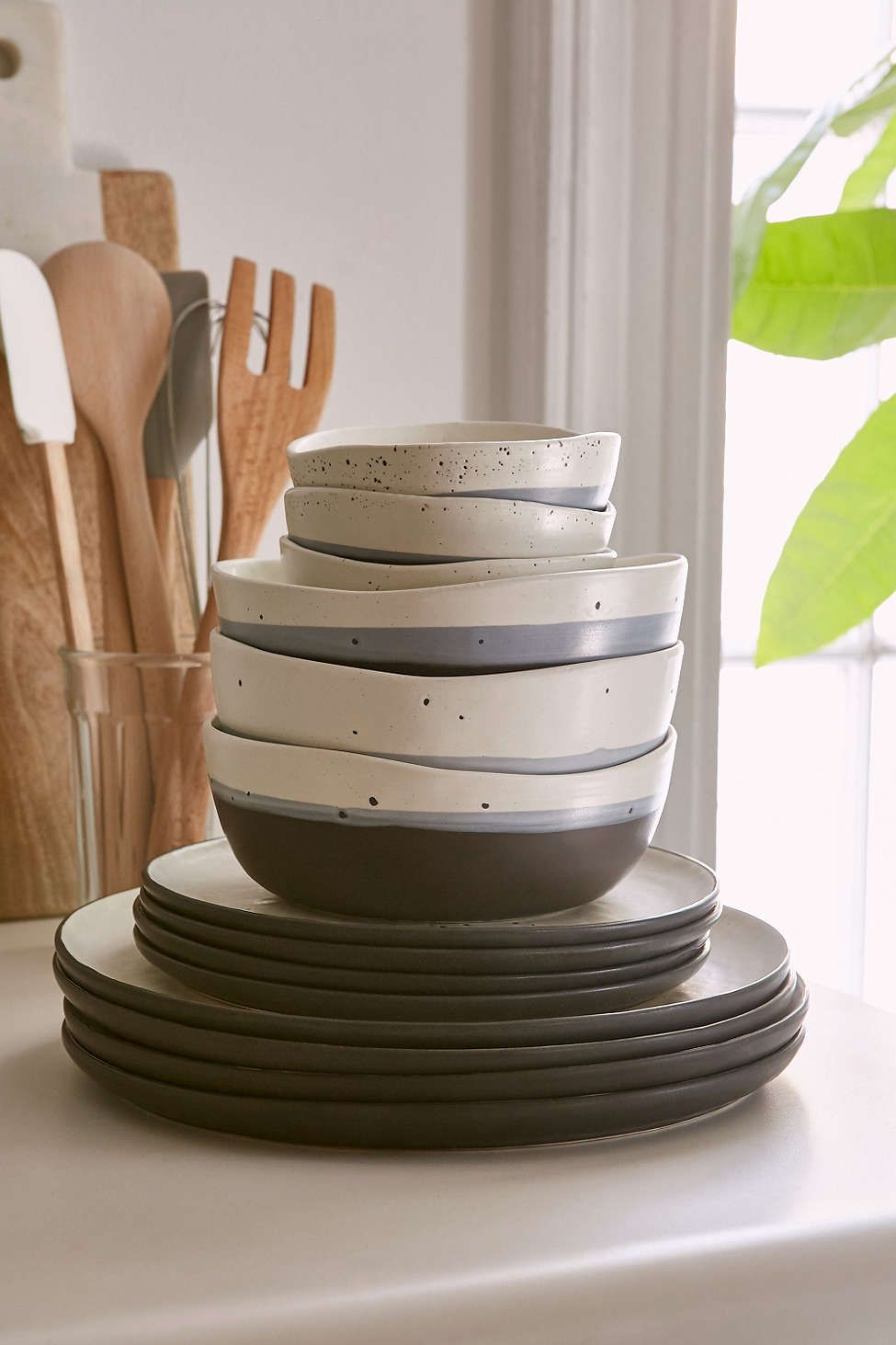 Best 25 Stoneware Dinnerware Sets Ideas On Pinterest