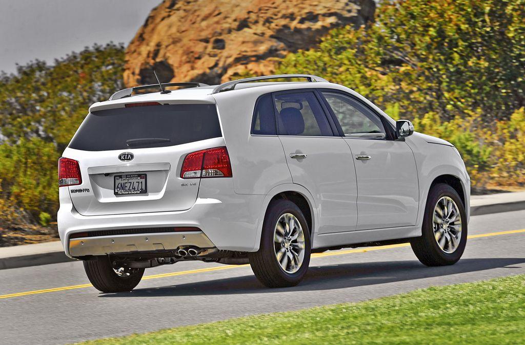 Kia Sorento 2013 Version Best SUV? 7_seater_suvs suvs