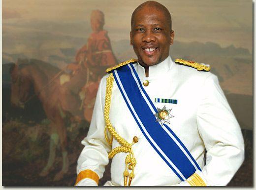 Image result for King Letsie- Lesotho