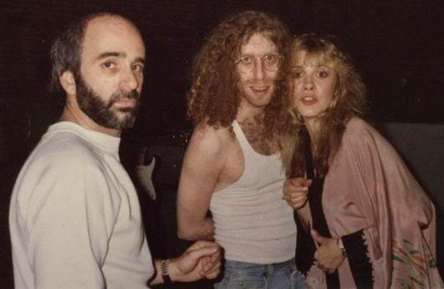 Roy Bittan Of The E Street Band With Waddy Wachtel