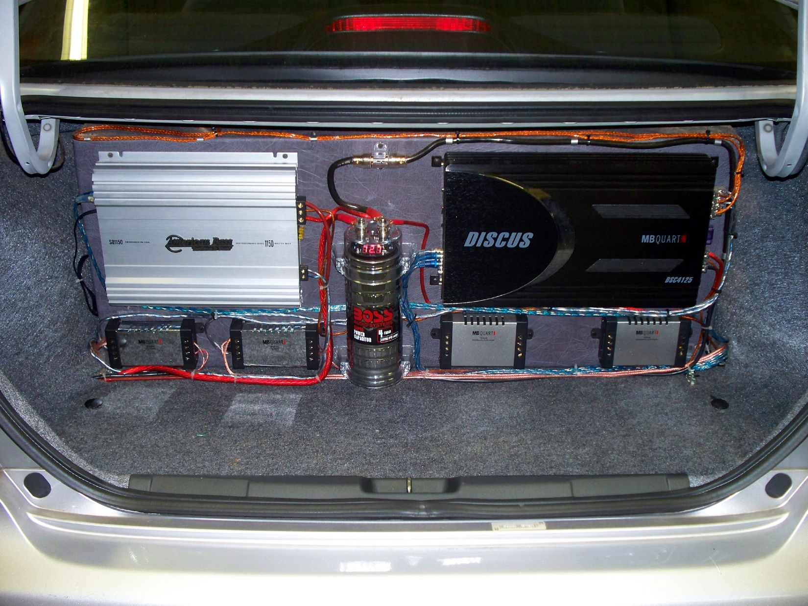 Car Truck Sound Systems Car Sound Noise Music