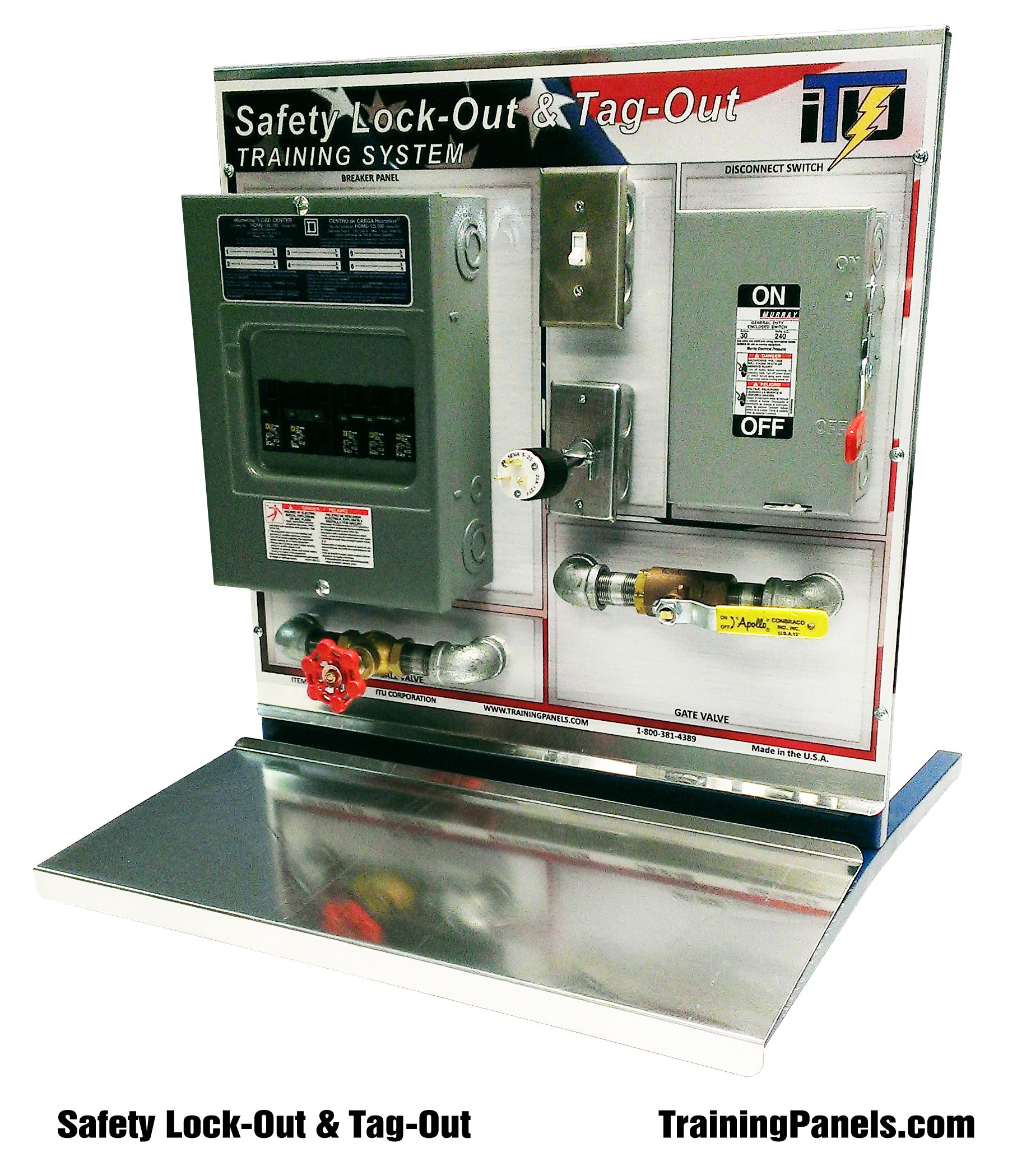 LockOut TagOut Training System. This training system is