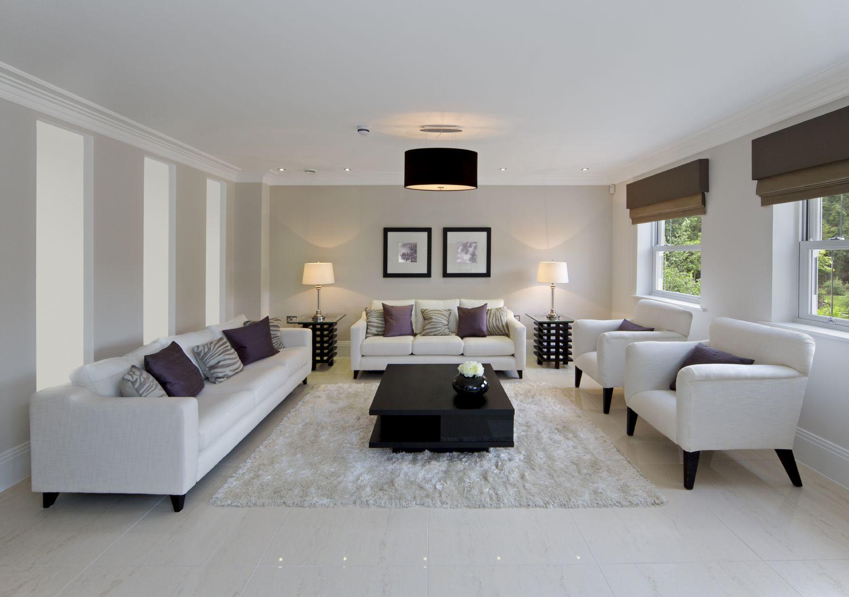 485 Modern Living Room Ideas for 2018 Black coffee