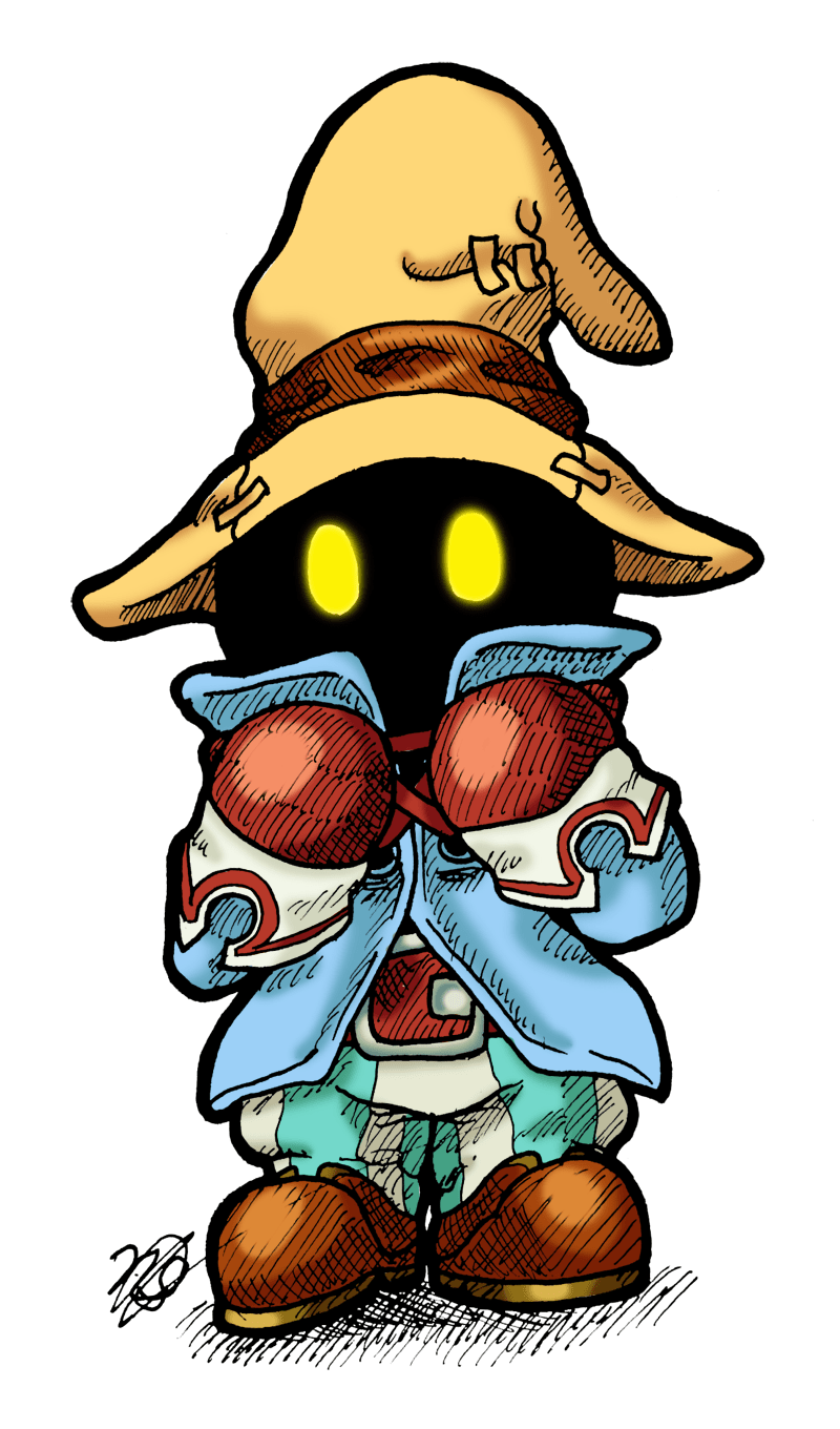 Vivi Ff9 Chibi Wwwimgkidcom The Image Kid Has It