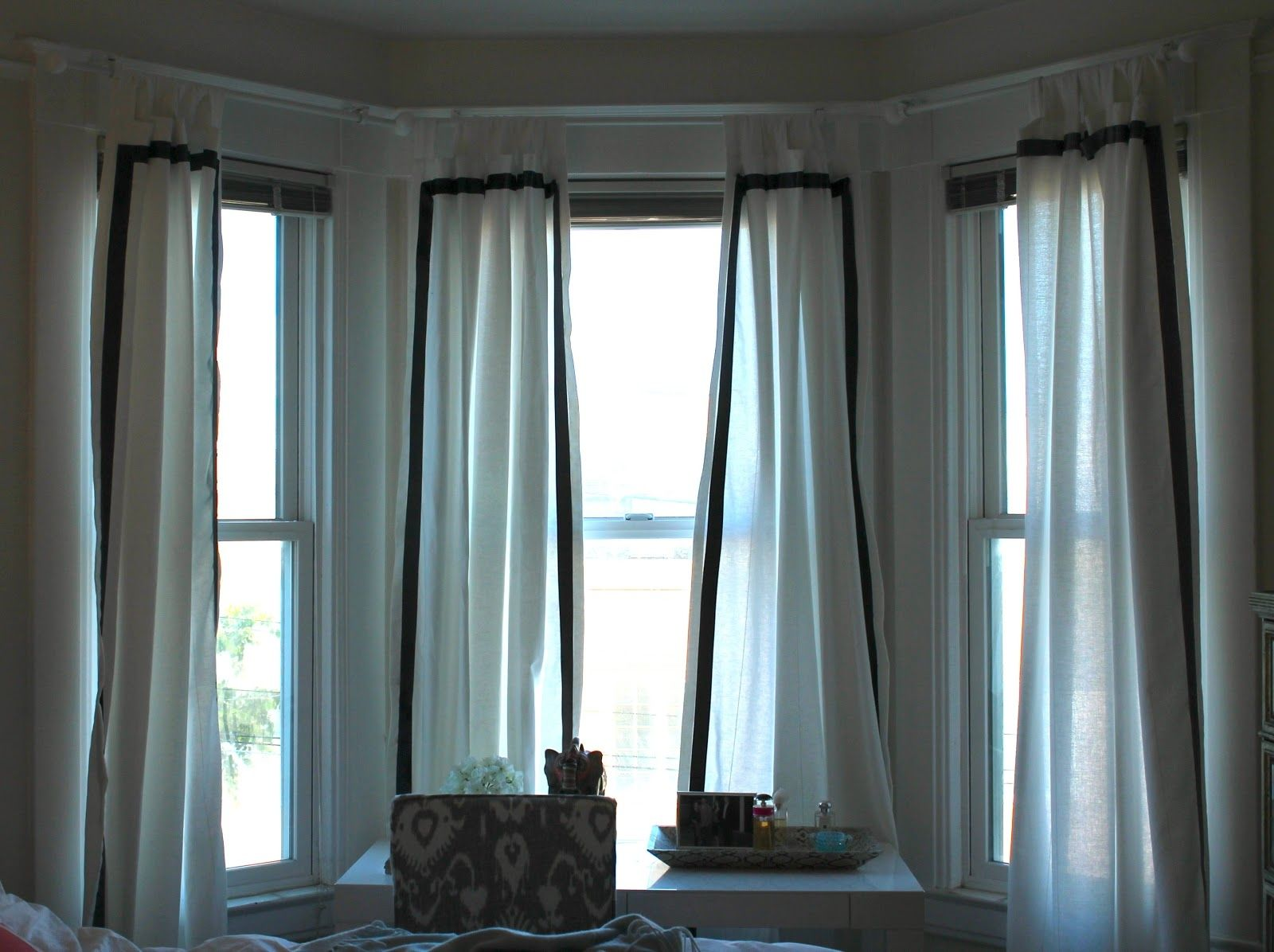 Patterns For Bay Window Valance Designs