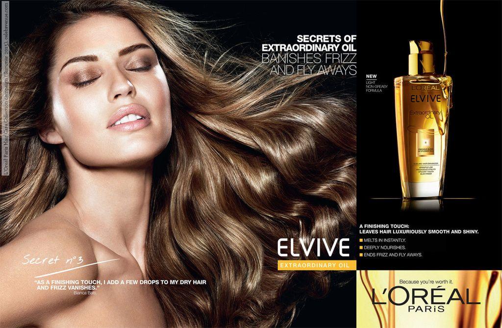 hair advertisements loreal Google Search Pro hair