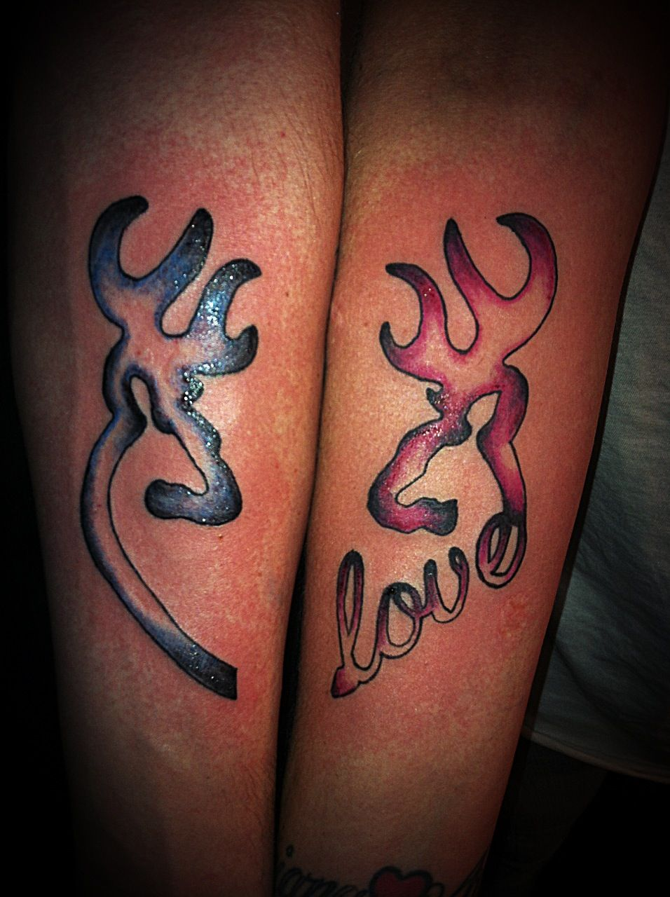 25 Couple Tattoos Ideas Gallery Tatto, Browning and Tattoo