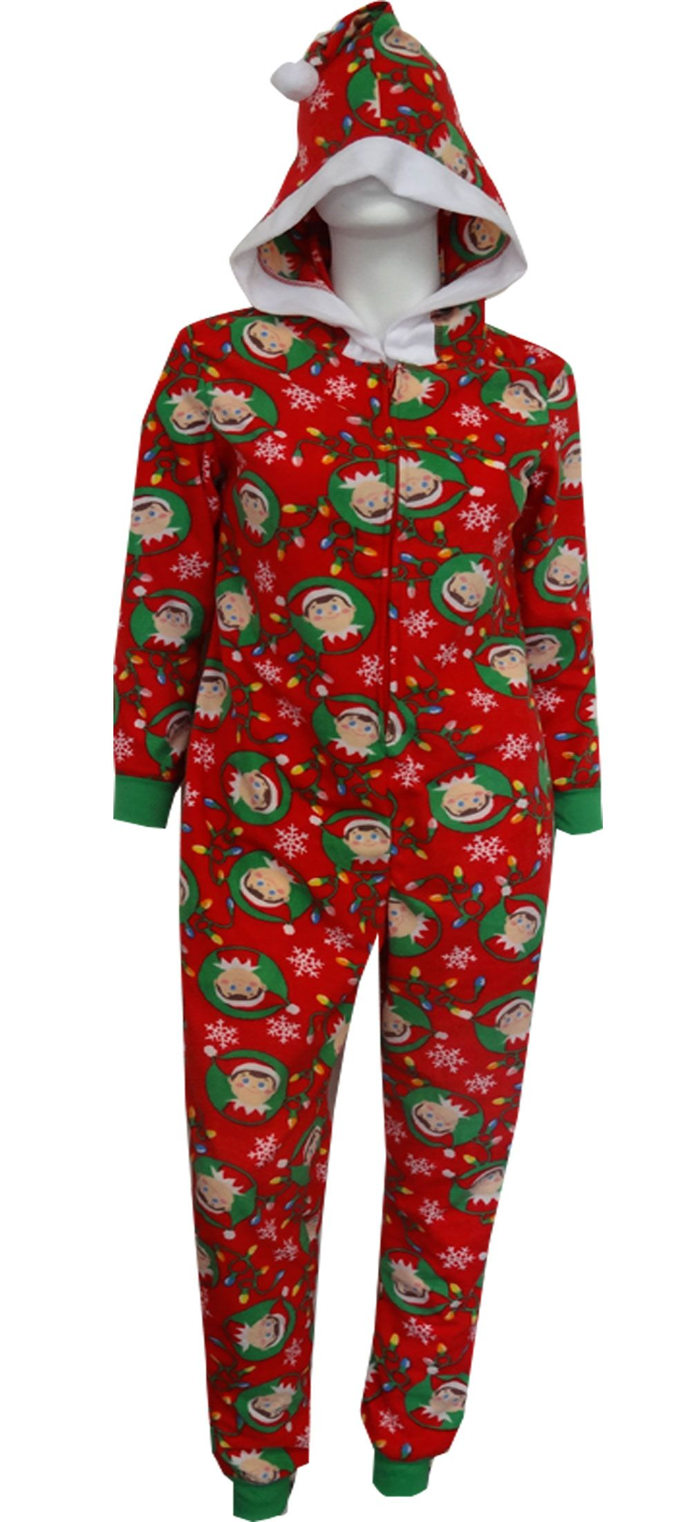 Christmas is Coming Elf on the Shelf Onesie