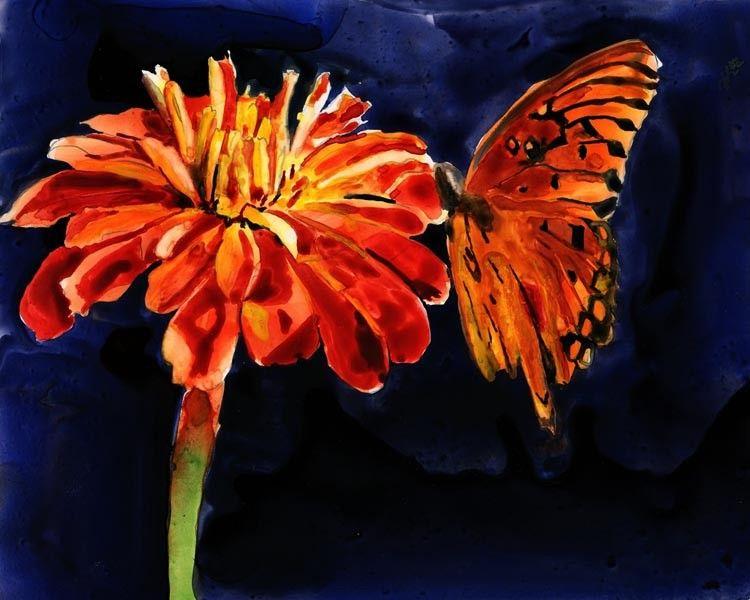 Best 25+ Watercolor Flowers Ideas On Pinterest