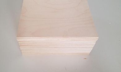 Baltic Birch Plywood 1/8 | Wooden Thing