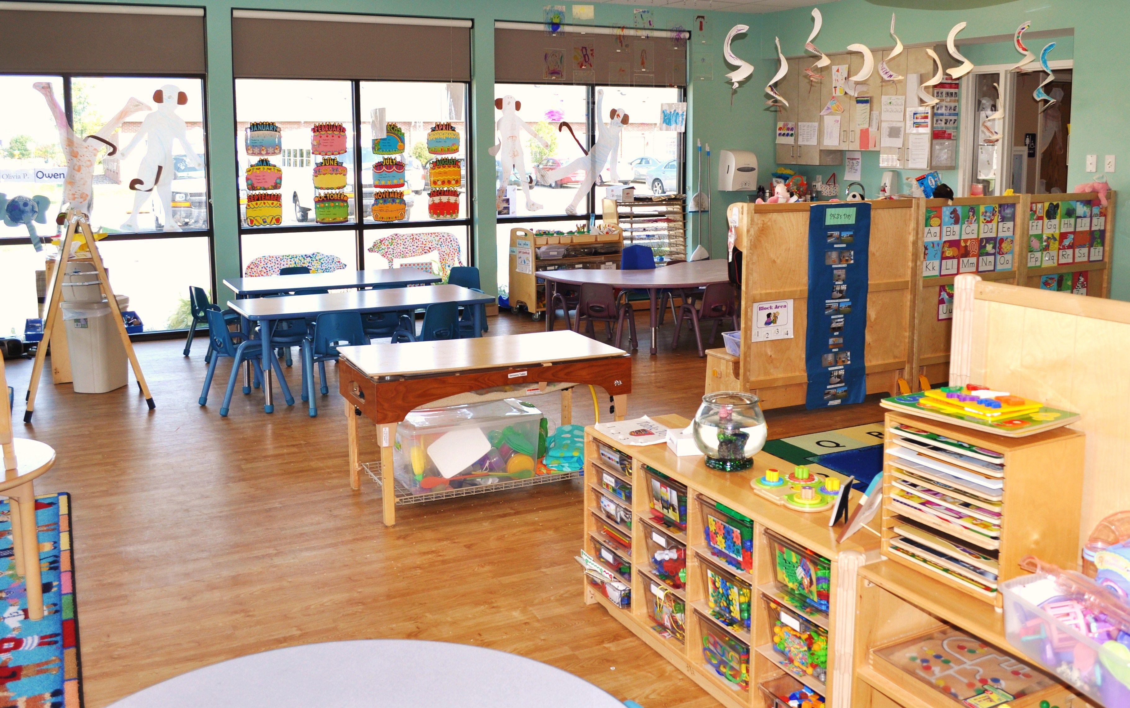 Centers For Pre Kindergarten Classrooms