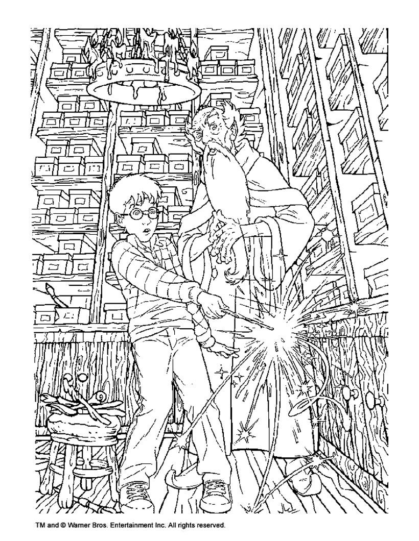 awesome lego harry potter coloring pages free  top free