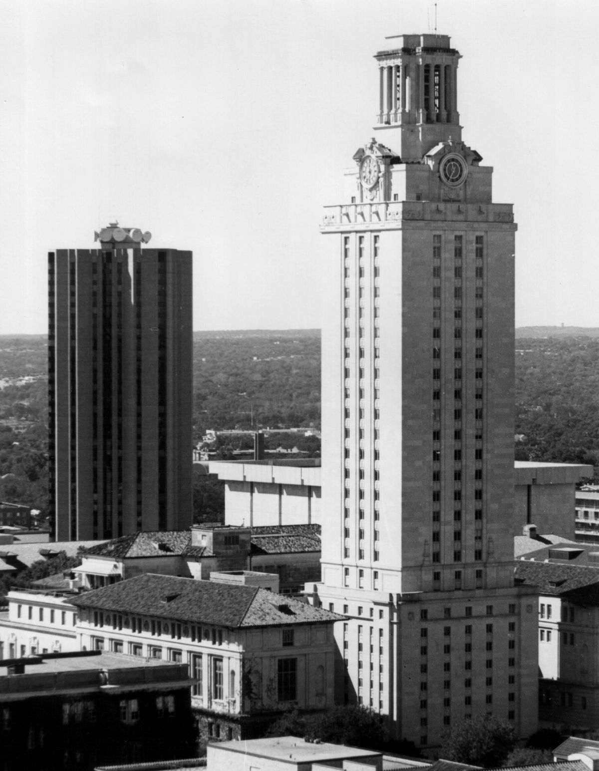 Tower of the University of Texas, where Charles Whitman