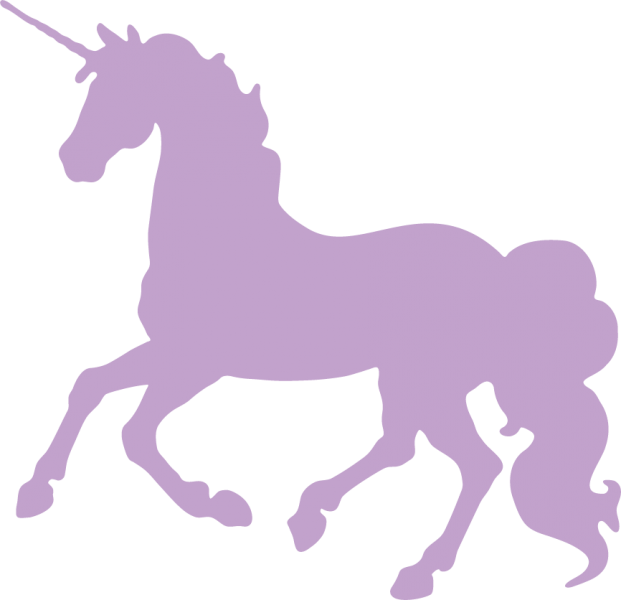 unicorn silhouette unicorns Pinterest Unicorns