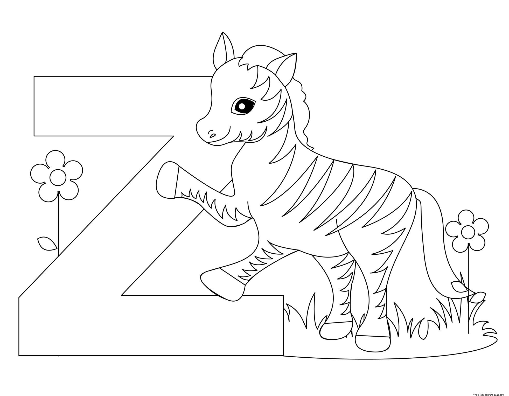 Preschool Animal Worksheets