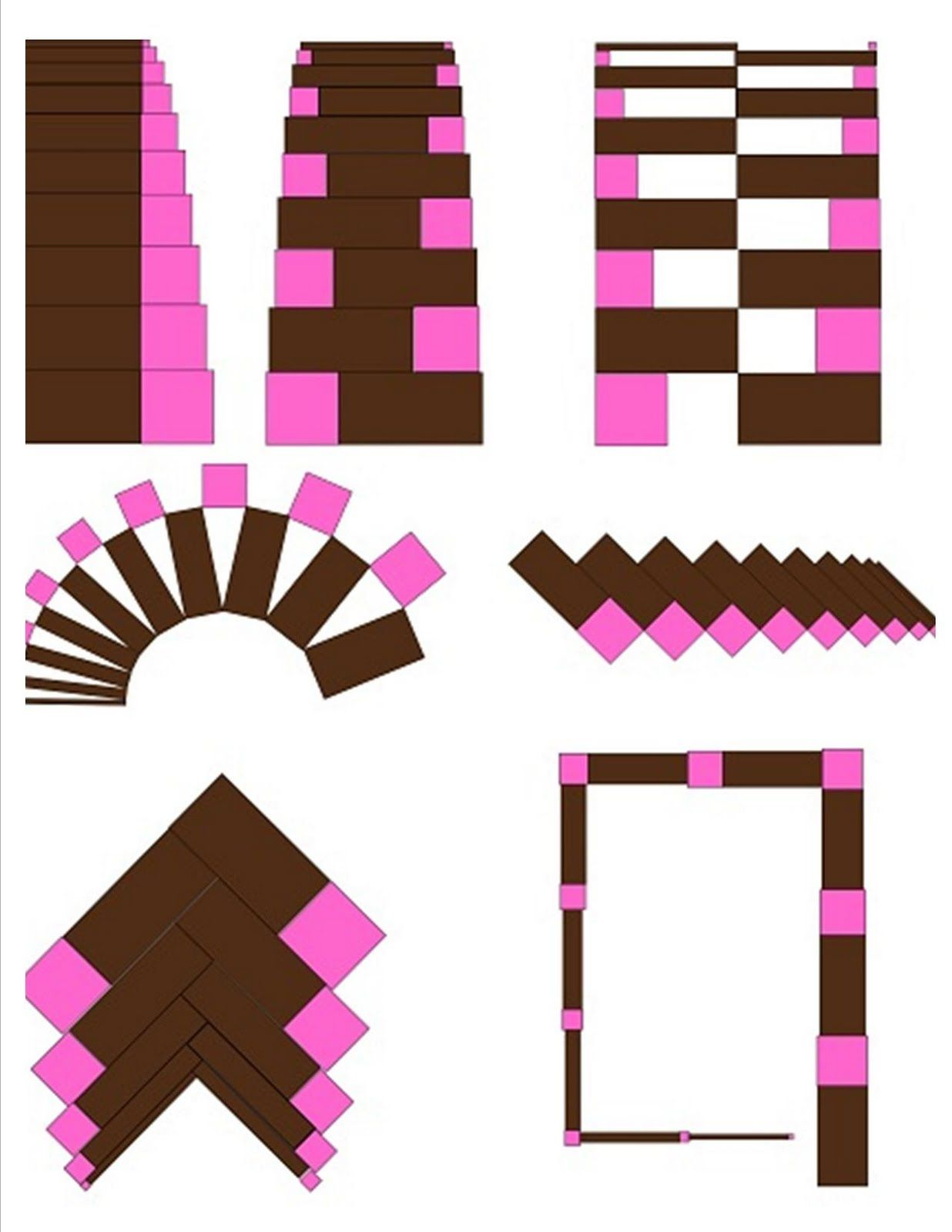 Senorial Extensions Pink Tower And Brown Stairs