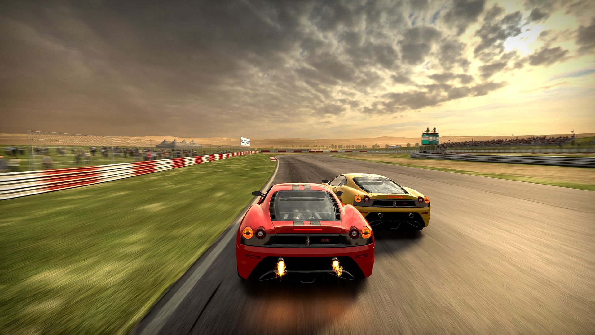 Driving and Racing Games Feel The Excitement of Online