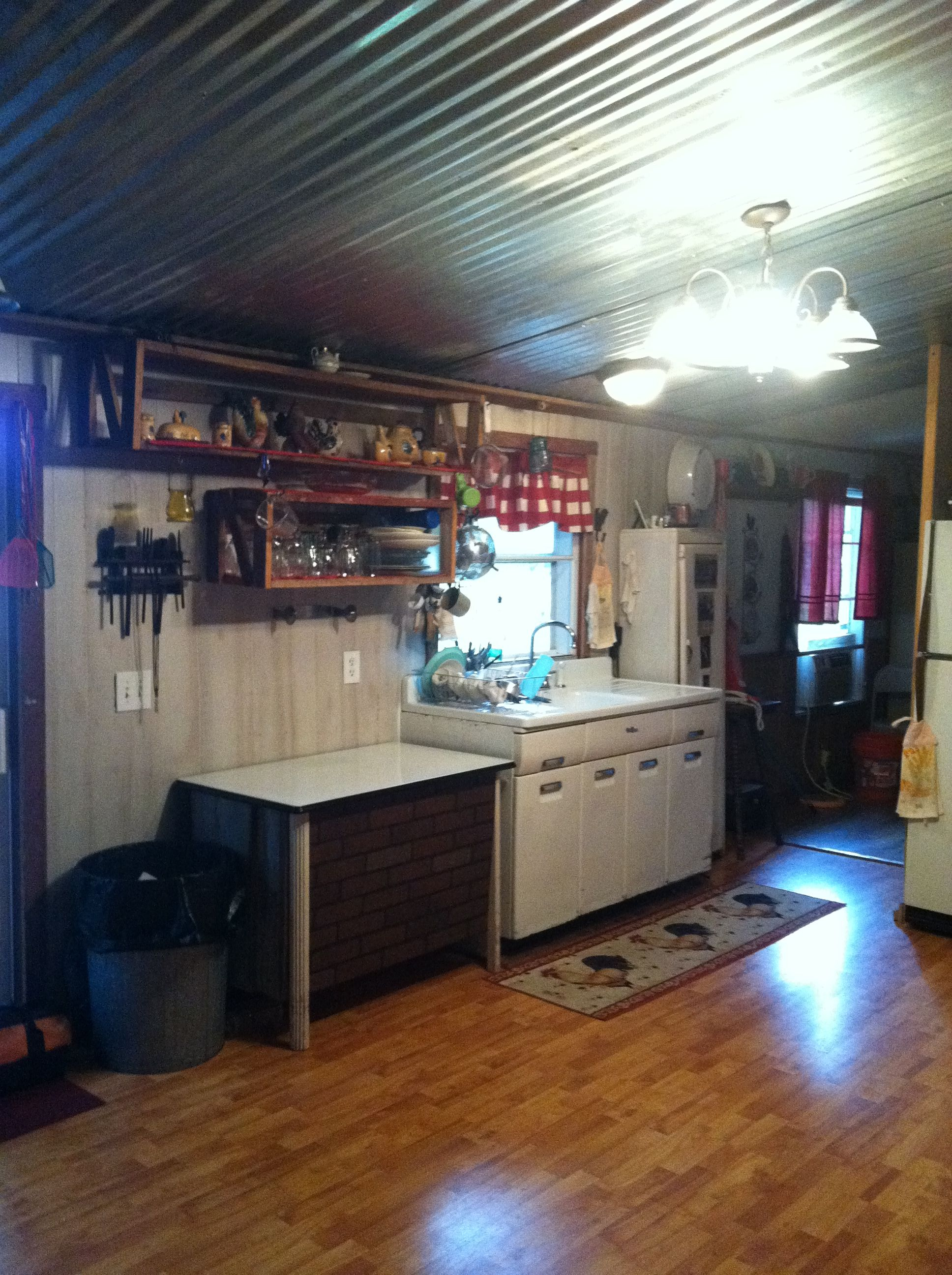 Best Kitchen Gallery: Diy Mobile Home Remodeling Gallery Of Kitchen Renovation Before And of Redneck Kitchen Ideas on rachelxblog.com
