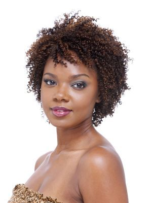 afro curl human hair wig supra laissez faire hair natural is beautiful pinterest