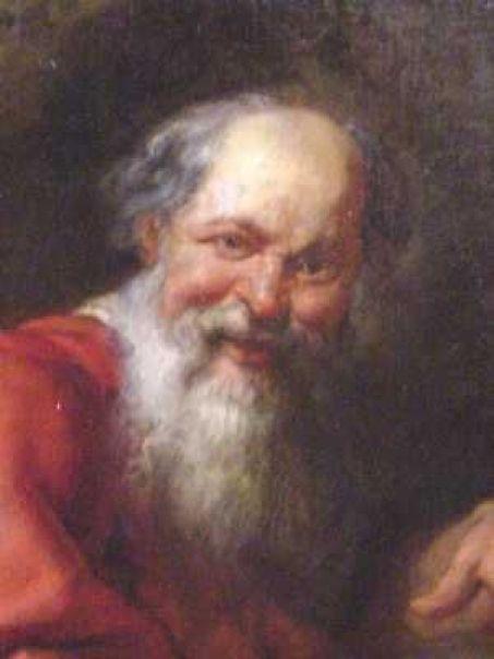 Image result for ancient greek democritus