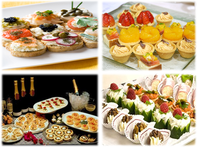 Great Outdoor Wedding Catering Ideas
