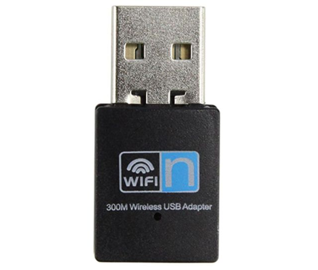300mbps Mini Usb Wifi Wireless Adapter 802 11 B G N Network Lan Dongle Features
