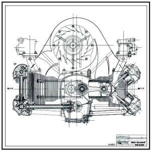Porsche QuadCam diagram   Motor type things   Pinterest
