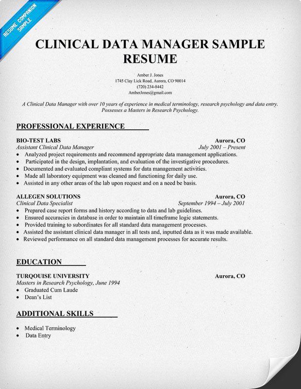 Example Of Nurse Manager Resume. Motivation Letter For Job