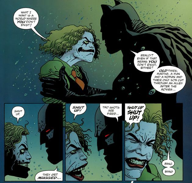 Image result for batman mother joker