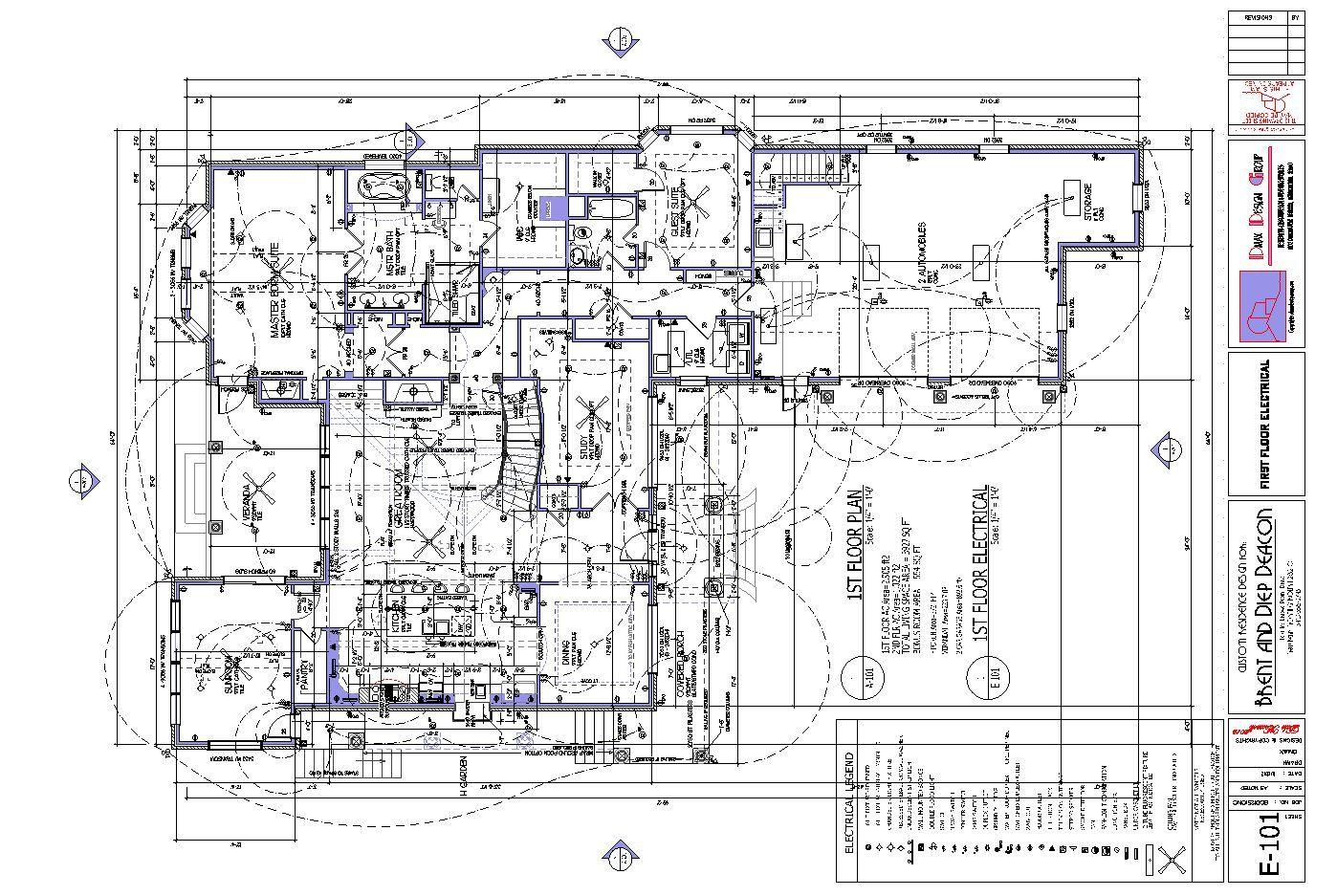 S Plan Electrical Diagram
