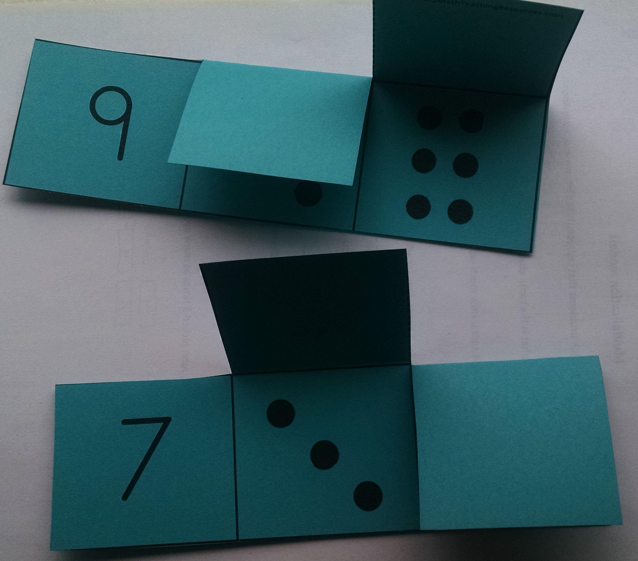 1st Grade Number Activities