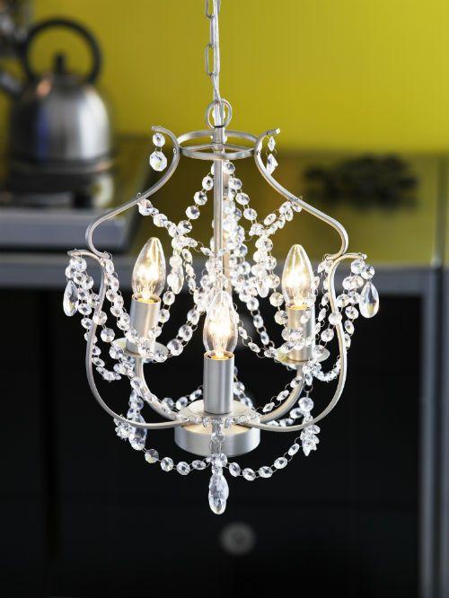 Ikea Fan Favorite Kristaller Chandelier A Dining Room Nursery You Name