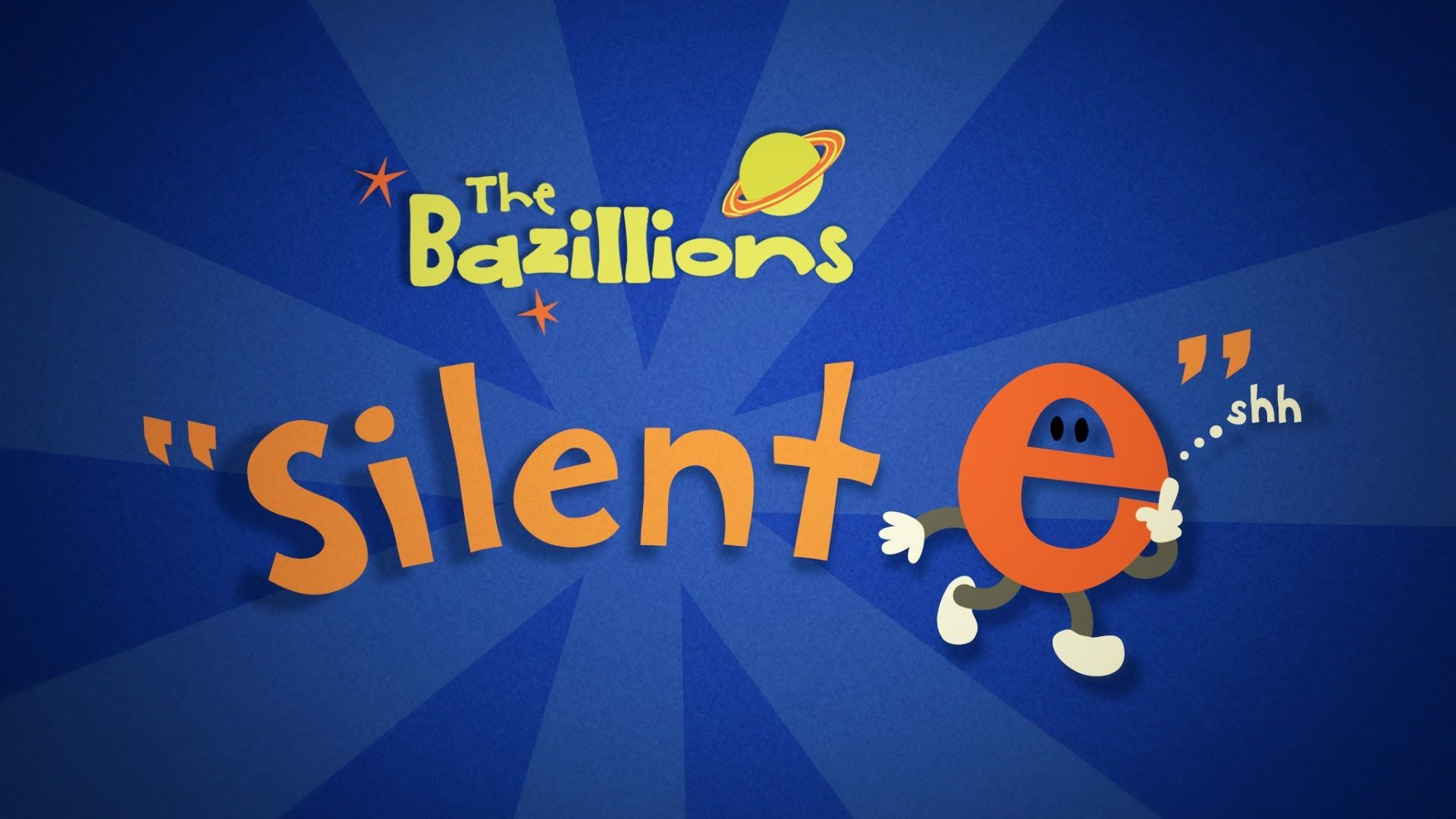 Silent E By The Bazillions