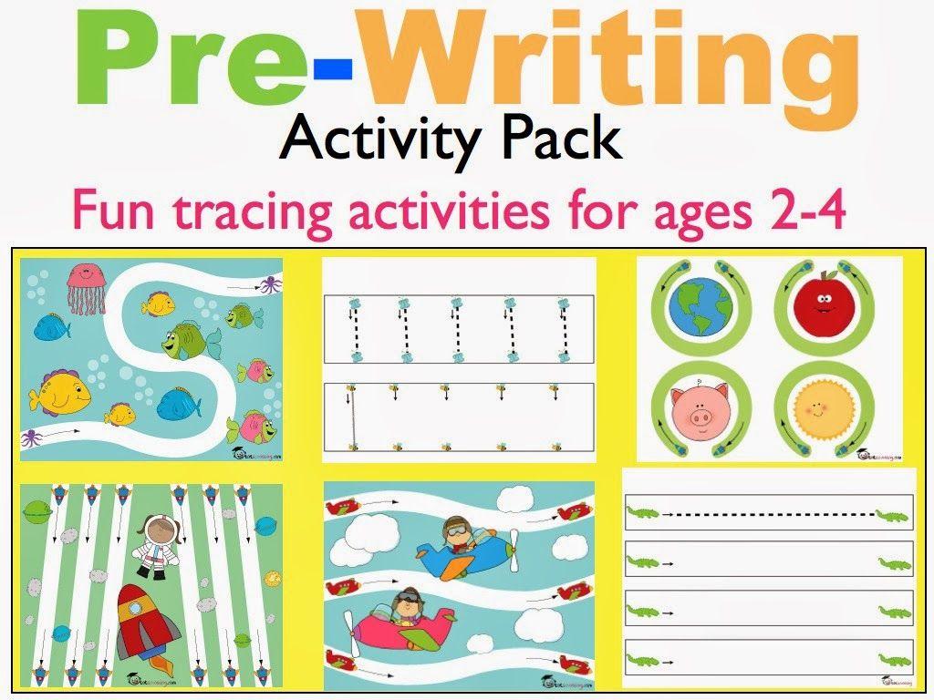 Printable Worksheets Pre Writing Strokes