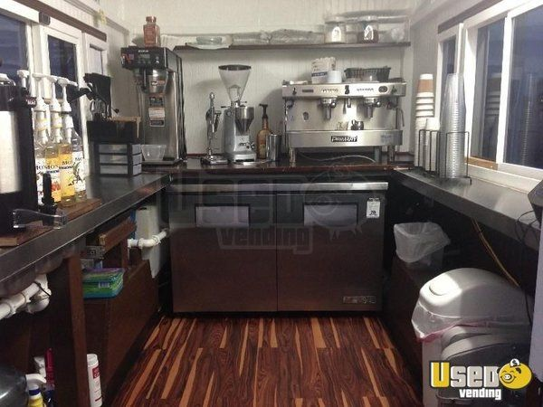8 X 12 Food Concession Trailer For Sale In Texas Small
