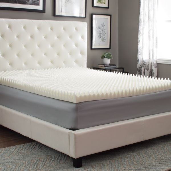 60 Slumber Solutions Highloft Supreme 3 Inch Memory Foam Mattress Topper