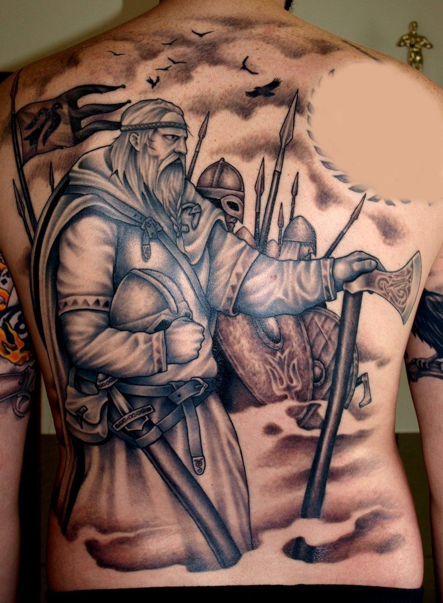 30 Viking Tattoos Designs Ideas Viking tattoos