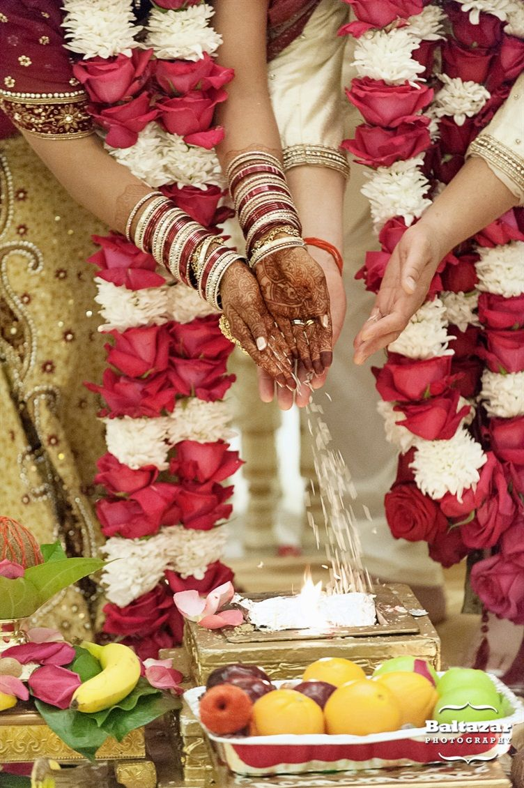Puja & Nicholas' Summer Fusion Indian Wedding {Washington