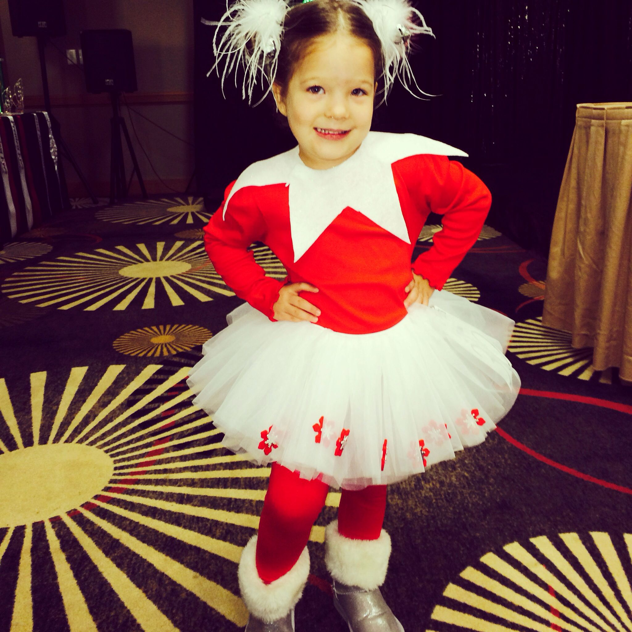 Elf on the shelf outfit Jojo's pageants Pinterest
