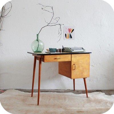 bureau vintage formica d227