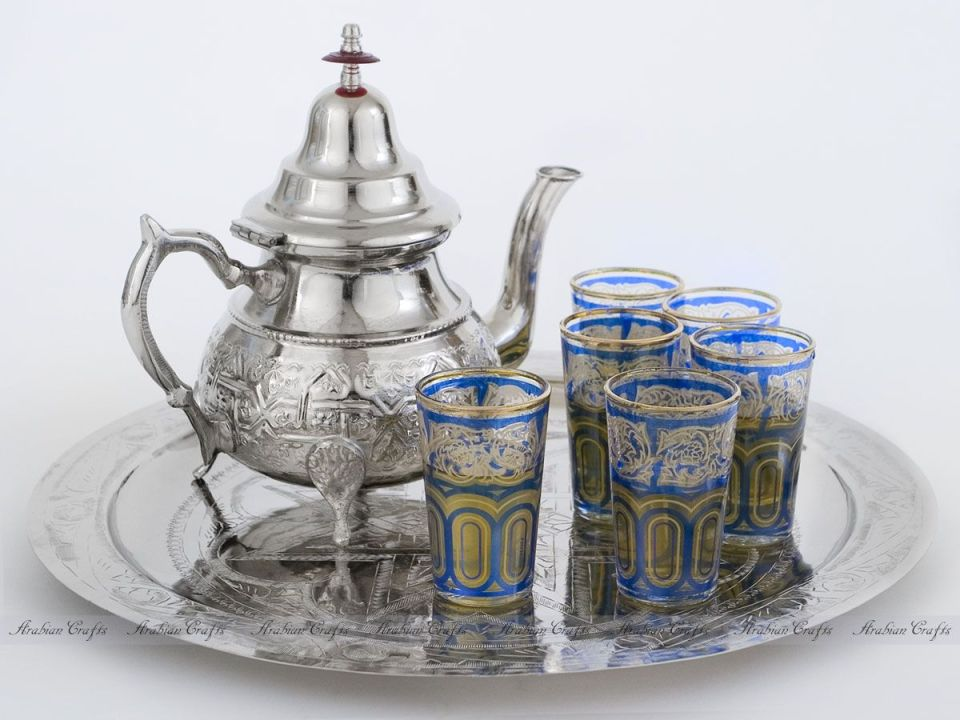 Ten Souvenirs that Will Complete Your Trip to the Arab World