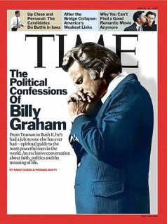 Resultado de imagen de billy graham horn hand