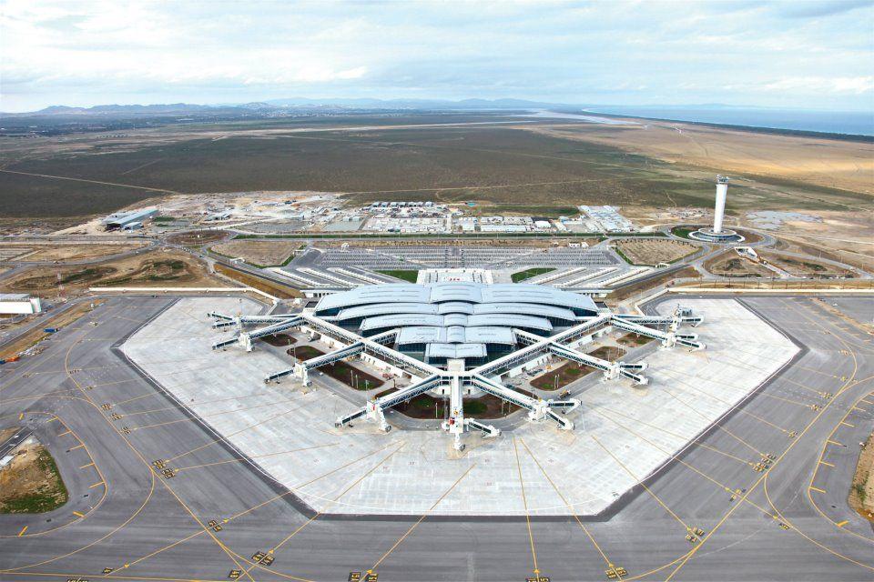 EnfidhaHammamet International Airport, Tunisia Wassim