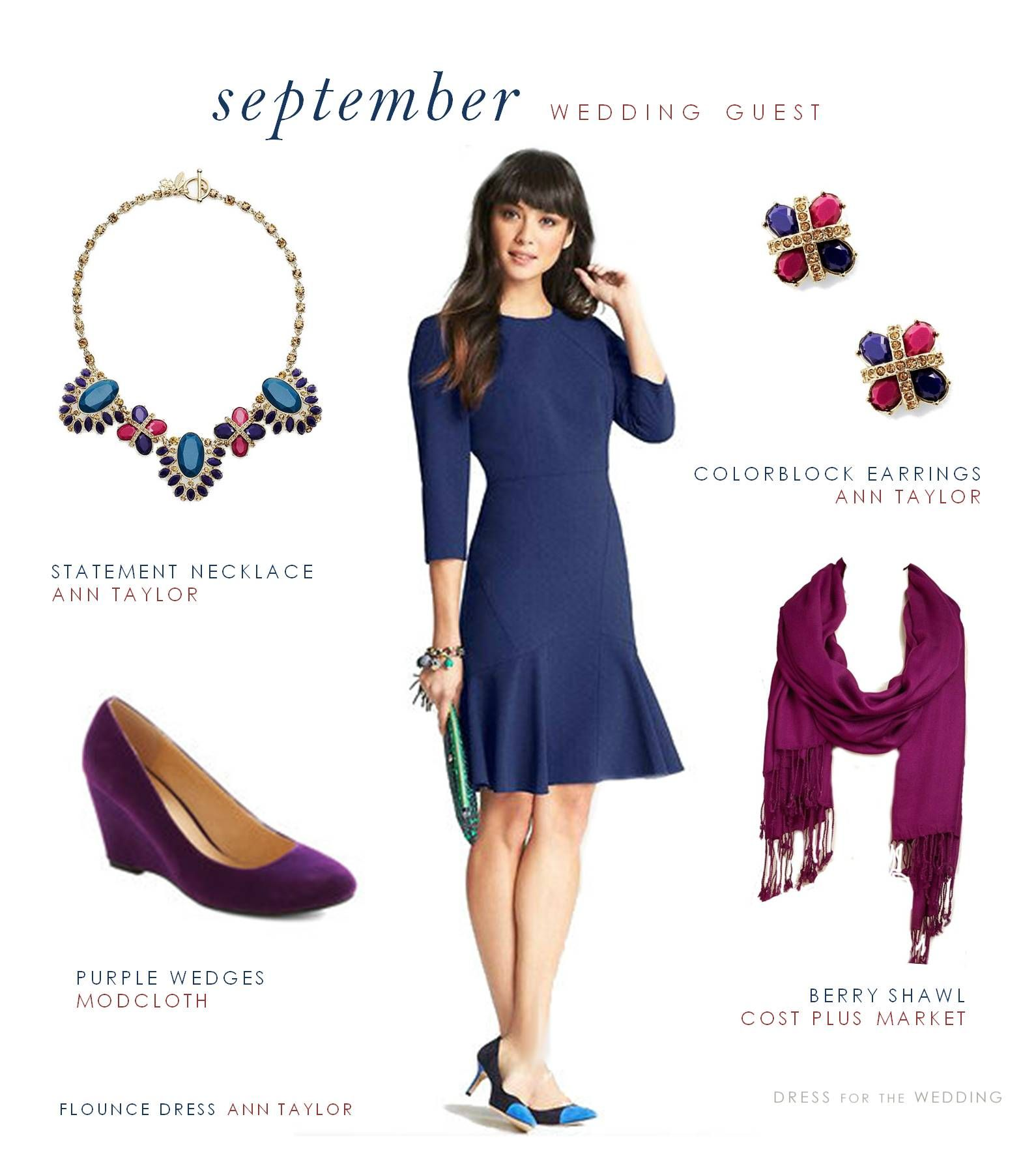 How to Dress for an Outdoor Fall Wedding Wedding