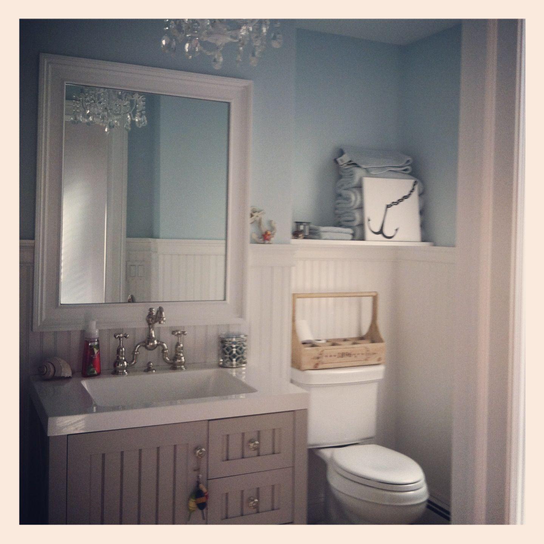 title | Beach House Bathroom Decor