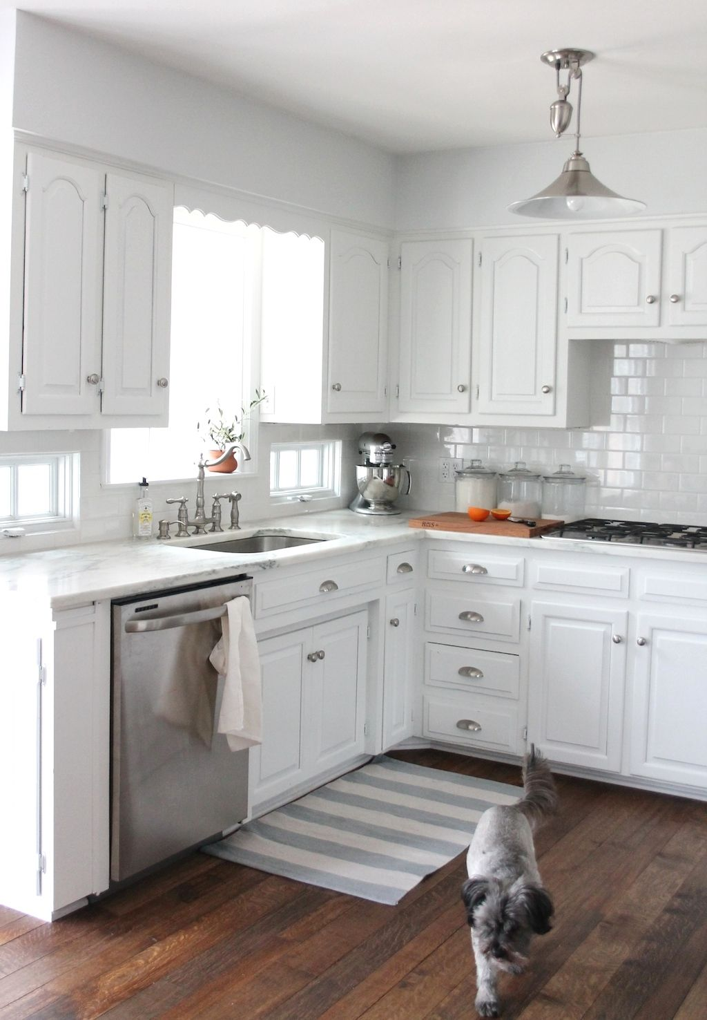 We did it! Our kitchen remodel Easy diy projects and