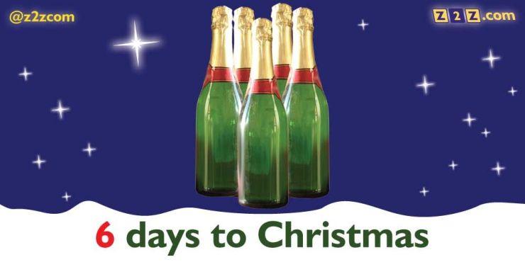 6 days to Christmas