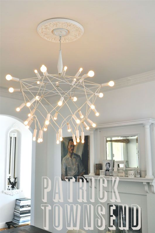 Patrick Townsend White Orbit Chandelier I Ve Only Had This Collecting Dust In My